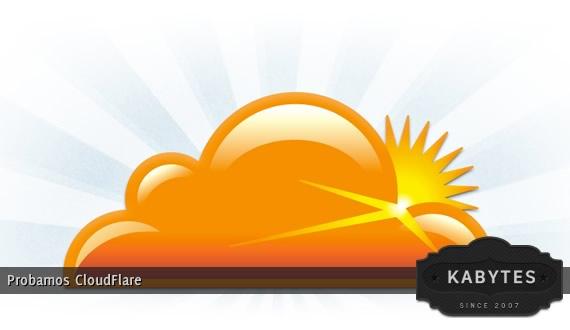 probamos Cloudflare