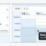 Thetudu: Calendarios grupales para organizarse
