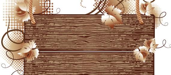 Wood Frame Borders