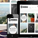 Themes gratis para WordPress: Art Works responsive