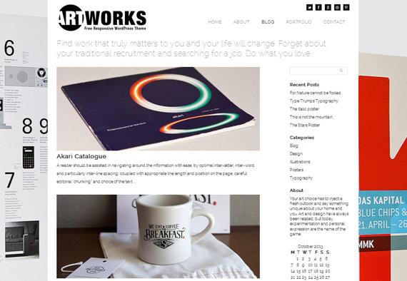 Themes gratis para WordPress