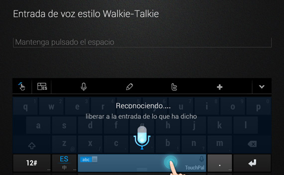 TouchPal X: Teclado alternativo gratuito para Android