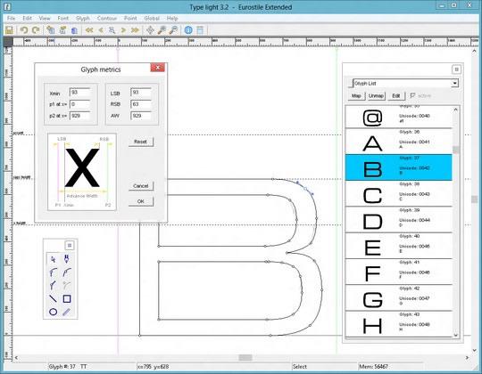 9 programas para dise ar fuentes tipogr ficas gratis kabytes for Software para disenar muebles gratis