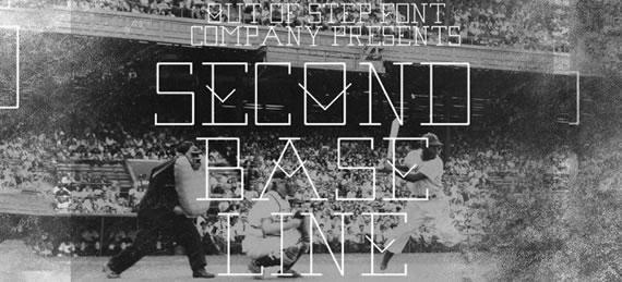 Second Base - Font