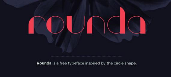 Rounda - Font