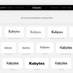 Wordmark.it: Previsualizar tipografías online