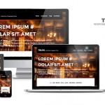 Themes gratis para WordPress: TBlog