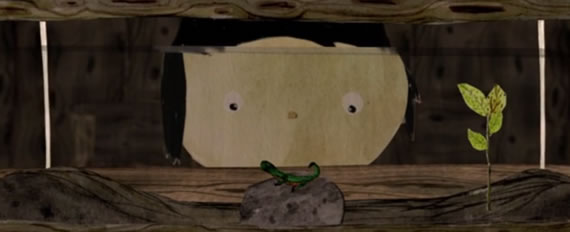 Corto animado de Nate Milton: Tank