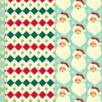 Patrones de Navidad para Photoshop