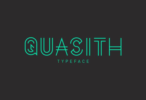 Quasith - Tipografía