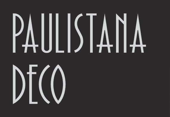 Paulistana Deco - Tipografía