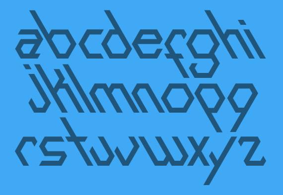 Exans - Tipografía