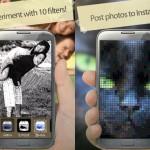 Generar caricaturas para Instagram en Android