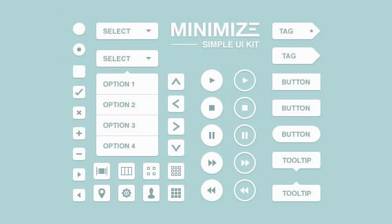 Minimize UI Kit