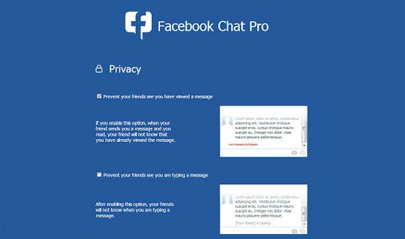 Mejorar el chat de Facebook desde Chrome