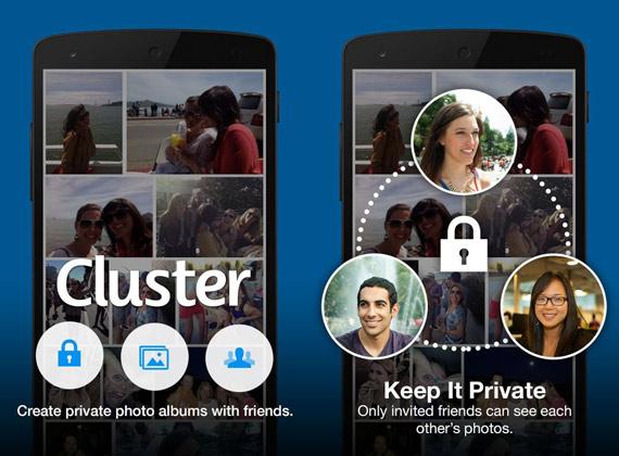 Compartir fotos de manera privada desde tu móvil