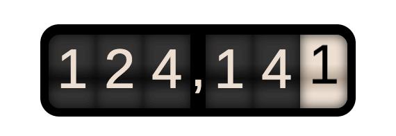 cuentakilometros jquery javascript