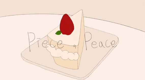 Piece, Peace, animation short