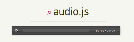 audio para todos los navegadores