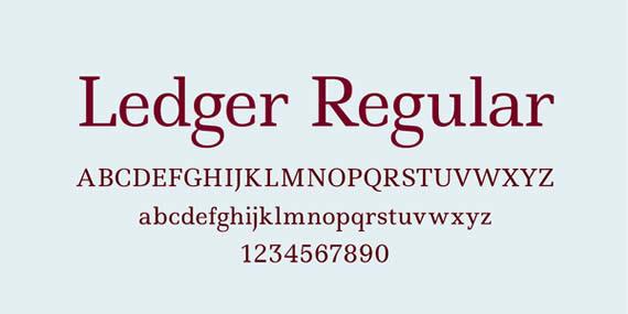 Ledger Regular
