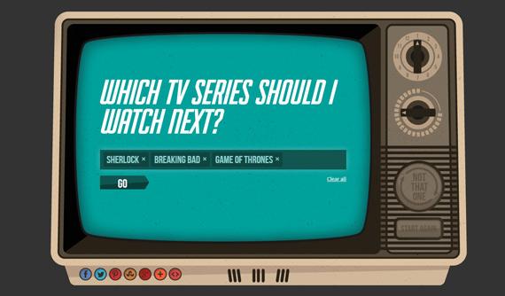 Recomendaciones de series online