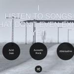 Descubrir música online en segundos
