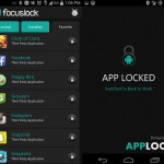 Focus Lock: Evita distracciones en Android