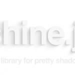 sombras con javascript