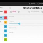 Mirakel: Gestor de tareas para Android