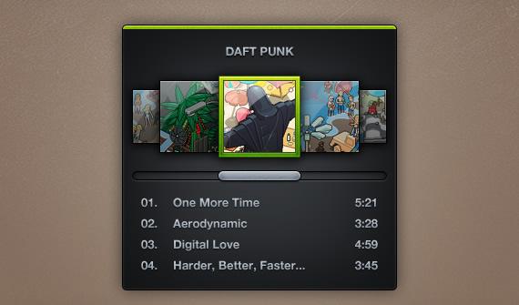 Mini Spotify