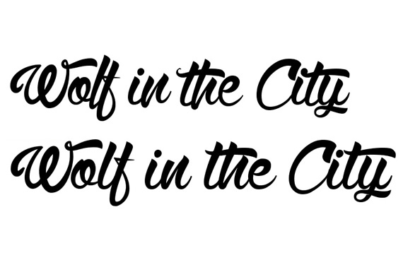 Wolf in the City