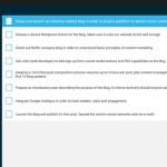 Listado de tareas basado en GTD