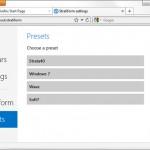 Personalizar Firefox con Stratiform
