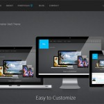 Themes gratis para WordPress: Fizz