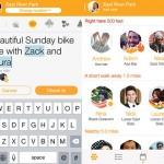 Foursquare presentó Swarm para iOS y Android