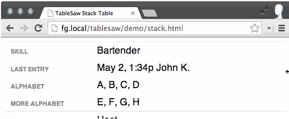 tablas responsive con javascript