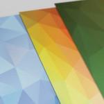 Geometric Backgrounds Vol 2