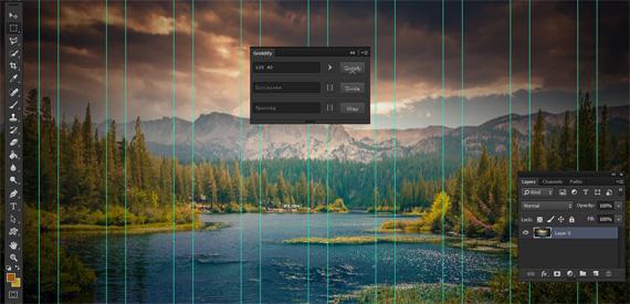 Plugin para guías en Photoshop gratis