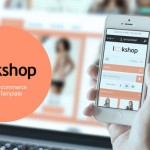 LookShop: Theme e-commerce gratis PSD