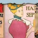Sets de posters estilo vintage en alta resolución