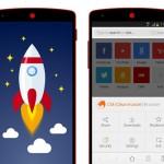 Navegador para Android mas rápido