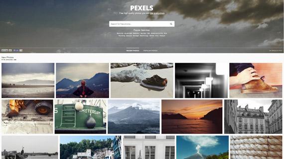 Pexels: Imágenes gratis en buena calidad