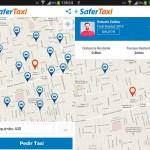 SaferTaxi: Pedir taxis con el móvil de manera segura