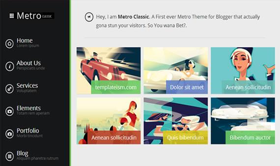Metro Classic Responsive