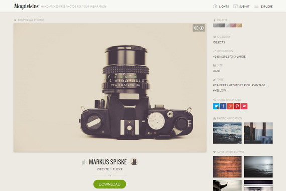 Magdeleine: Imágenes vintage gratis