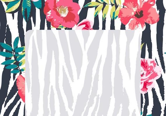 Hojas A4 decoradas para imprimir - Kabytes