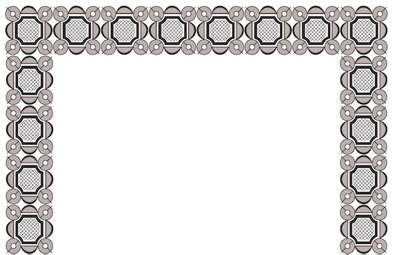 Bordes de lineas para certificados - Imagui