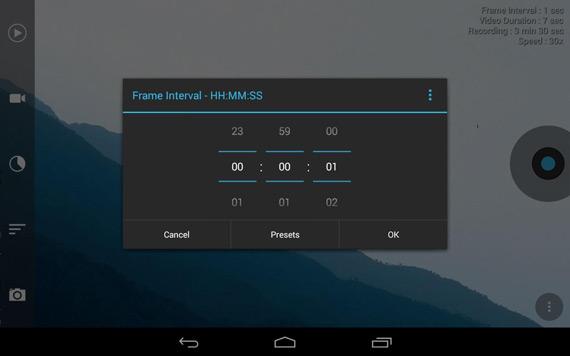 Alternativa a Hyperlapse para Android