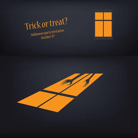 Halloween Party Invitation Designs