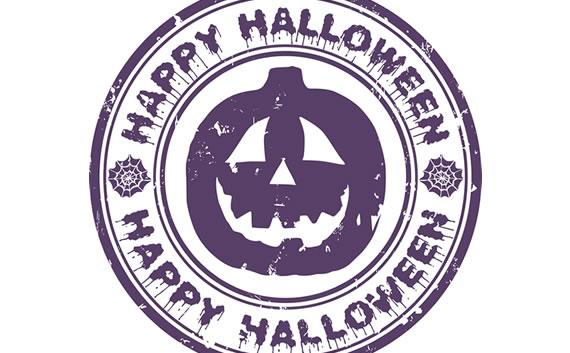 Emblema de Halloween